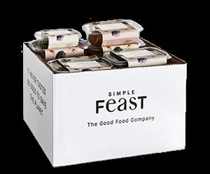 Bild som föreställer Family Feast Vegansk