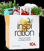 Bild som föreställer ICAs Inspirations matkasse